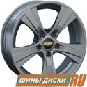 Литой диск для автомобилей chevrolet replay GN23 GM