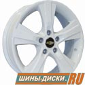 Литой диск для автомобилей chevrolet replay GN23 W
