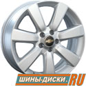 Литой диск для автомобилей chevrolet replay GN25 S