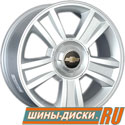 Литой диск для автомобилей chevrolet replay GN53 S
