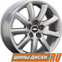 Литой диск для автомобилей chevrolet replay GN56 S