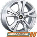 Литой диск для автомобилей chevrolet replay GN65 S