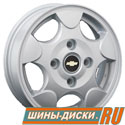 Литой диск для автомобилей chevrolet replay GN7 S