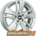Литой диск для автомобилей chevrolet replay GN84 S