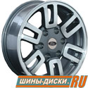 Литой диск для автомобилей ford replay FD38 GMF