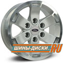 Литой диск для автомобилей ford replay FD39 S