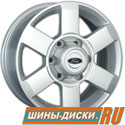 Литой диск для автомобилей ford replay FD68 S