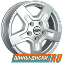 Литой диск для автомобилей ford replay FD72 S