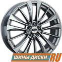 Литой диск для автомобилей ford replay FD80 GM