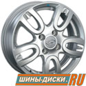 Литой диск для автомобилей hyundai replay HND100 S