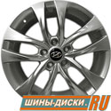 Литой диск для автомобилей hyundai replay HND108 S