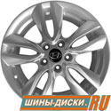 Литой диск для автомобилей hyundai replay HND109 S