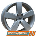 Литой диск для автомобилей hyundai replay HND11 S
