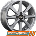 Литой диск для автомобилей hyundai replay HND123 S