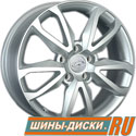 Литой диск для автомобилей hyundai replay HND127 SF