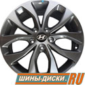 Литой диск для автомобилей hyundai replay HND128 SF