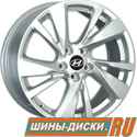 Литой диск для автомобилей hyundai replay HND132 S