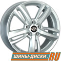 Литой диск для автомобилей hyundai replay HND136 S