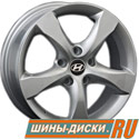 Литой диск для автомобилей hyundai replay HND143 S