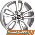 Литой диск для автомобилей hyundai replay HND147 SF