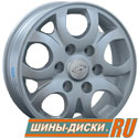 Литой диск для автомобилей hyundai replay HND55 S