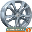 Литой диск для автомобилей hyundai replay HND57 S