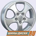 Литой диск для автомобилей hyundai replay HND69 S