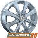 Литой диск для автомобилей hyundai replay HND73 S