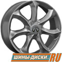 Литой диск для автомобилей infiniti replay INF7 GM