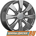 Литой диск для автомобилей infiniti replay INF8 GM