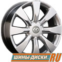 Литой диск для автомобилей infiniti replay INF8 HPB