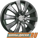 Литой диск для автомобилей mazda replay MZ22 GM