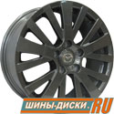 Литой диск для автомобилей mazda replay MZ27 GM