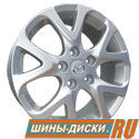 Литой диск для автомобилей mazda replay MZ28 S
