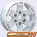 Литой диск для автомобилей mazda replay MZ31 WF