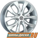 Литой диск для автомобилей mazda replay MZ45 S