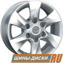 Литой диск для автомобилей mazda replay MZ46 S