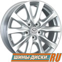 Литой диск для автомобилей mazda replay MZ58 S