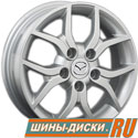 Литой диск для автомобилей mazda replay MZ66 S