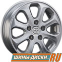 Литой диск для автомобилей mazda replay MZ67 S