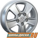 Литой диск для автомобилей mazda replay MZ69 S
