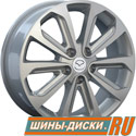 Литой диск для автомобилей mazda replay MZ84 SF