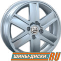 Литой диск для автомобилей nissan replay NS116 S