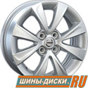 Литой диск для автомобилей nissan replay NS134 S
