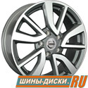 Литой диск для автомобилей nissan replay NS146 GMF