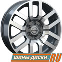 Литой диск для автомобилей nissan replay NS17 GMFP