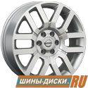 Литой диск для автомобилей nissan replay NS17 S
