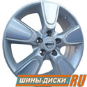 Литой диск для автомобилей nissan replay NS25 SF