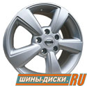 Литой диск для автомобилей nissan replay NS38 S