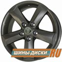 Литой диск для автомобилей nissan replay NS39 GM